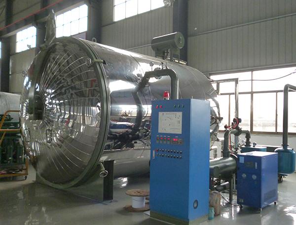 Jiangsu Van Gogh vacuum drying equipment