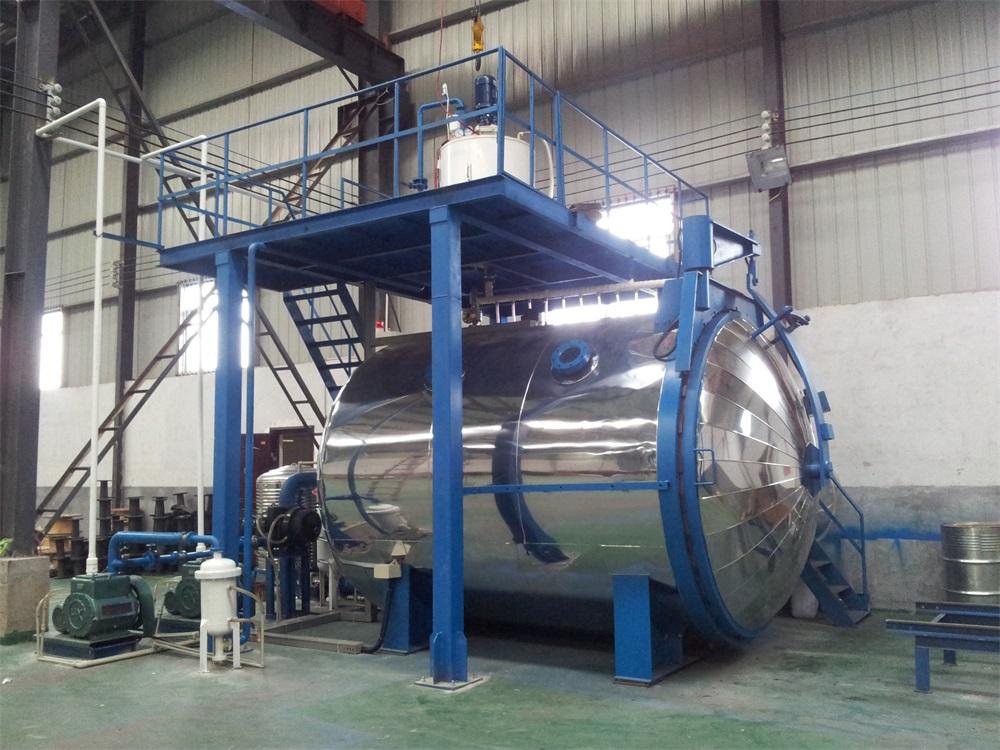KCY series standard vacuum pressure casting equipment