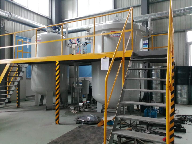 KVY vacuum pressure impregnation equipment