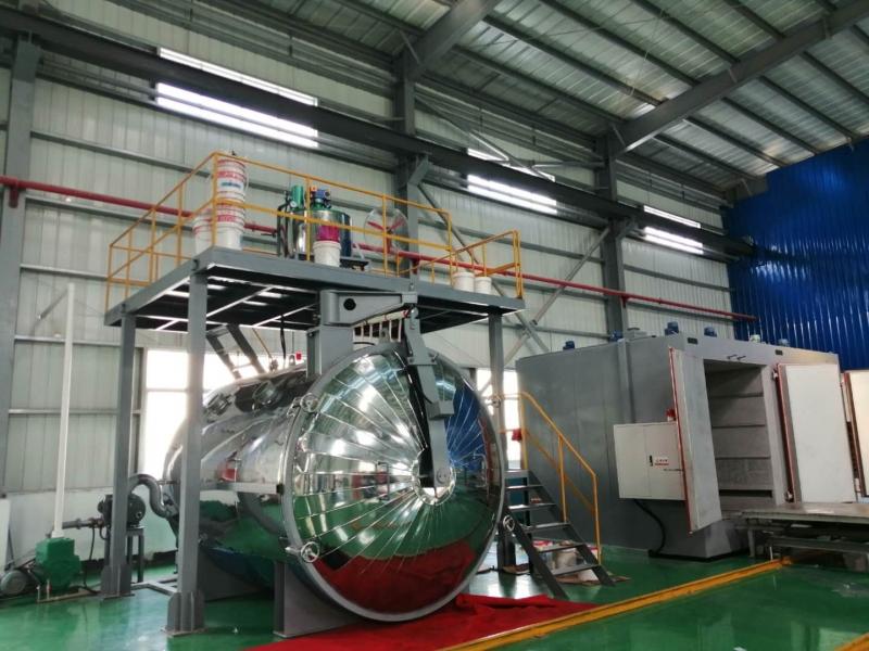 KCB vacuum casting equipment