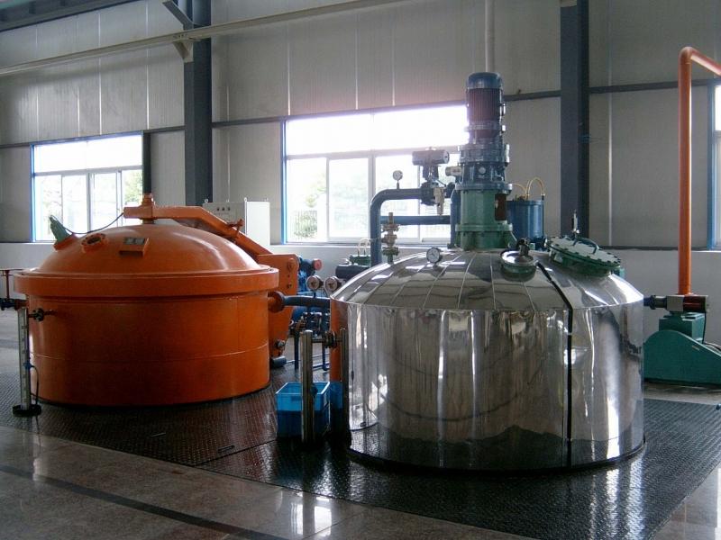 KVY vacuum pressure impregnation