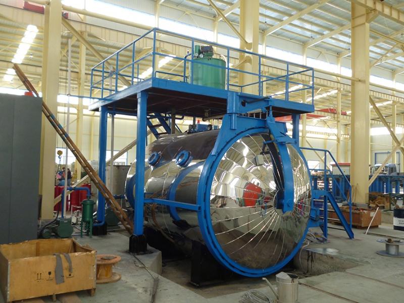 KCY vacuum pressure casting equipment