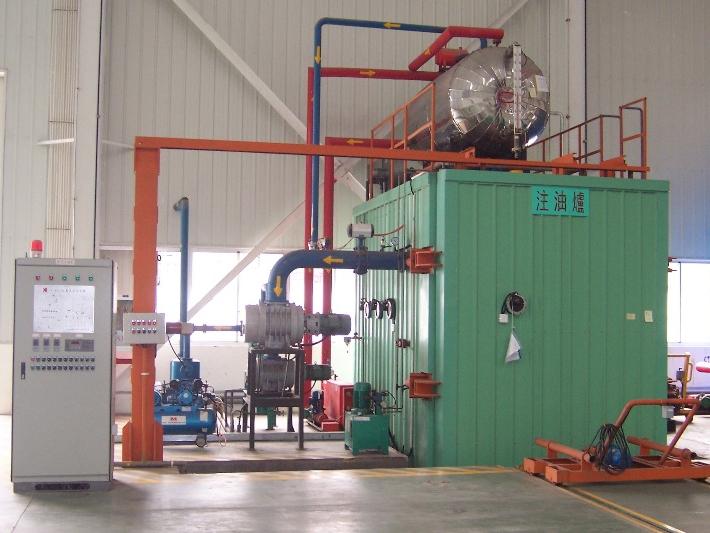 KZF vacuum oiling equipment